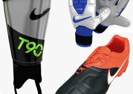 Reglamento de futbol siete. equipamiento del jugador