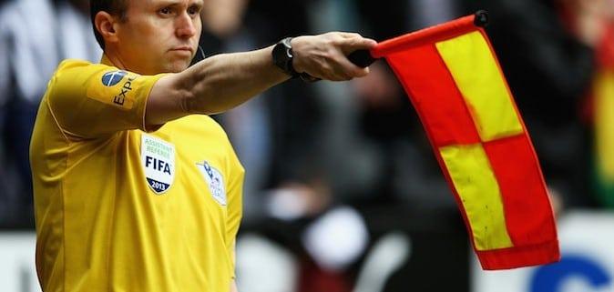 Reglamento de Futbol Siete El Fuera de Juego
