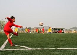 Reglamento de Futbol Siete El Saque de Esquina