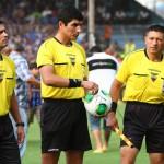 Reglametno de Futbol Siete Arbitro Asistente y Auxiliar de Mesa