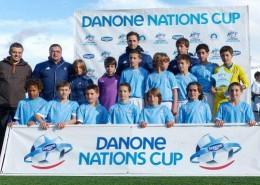 Vídeo SemiFinal Fútbol 7 Torneo Nacional Danone Nations Cup