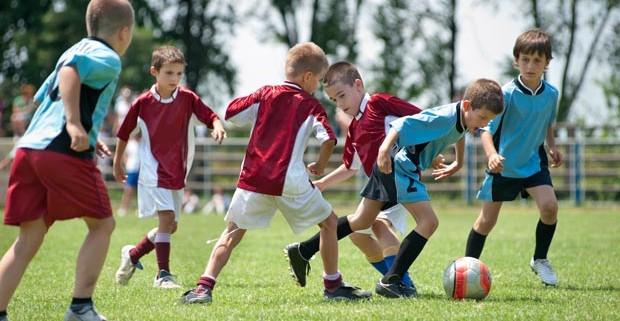 Reglamento Fútbol Siete. Número de Jugadores.