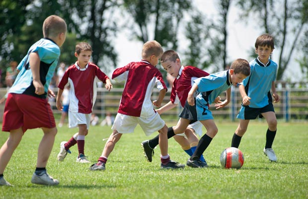 Category Sport: Reglamento De Fútbol Siete. Número De Jugadores