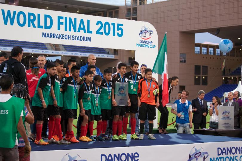 Marruecos vs Mexico Final Mundial DNC 2015 Video Futbol 7