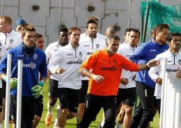 Alejandro Richino Preparador Físico del Valencia FC de Juan Antonio Pizzi