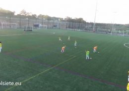 Soccer Drill, Passing Game with displacements #1. U11 Borussia de Dortmund