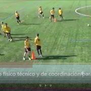 Circuito Tecnico Futbol : Entrenamiento fÚtbol circuito fÍsico tÉcnico